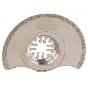 Multitool Diamond-Grit 88mm Slijper voor harde steensoorten