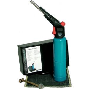 Sievert Powerjet 2135 handbrander set in stalen kist, actie lasspetters