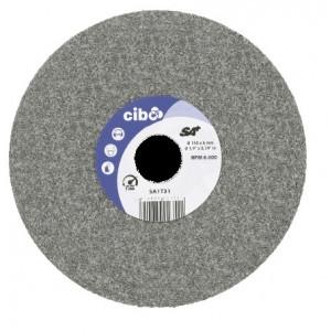 Geperst wiel ?150x6x25.4 SA7 , verpakking van 6 st.