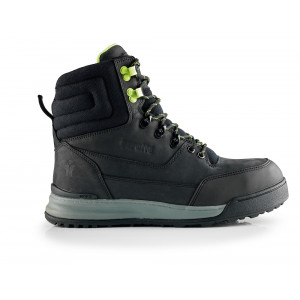 Scruffs Game Boot Black