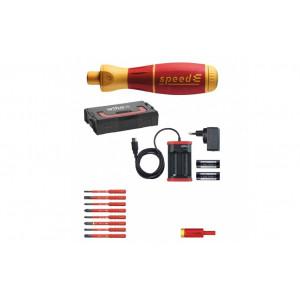 Wiha SpeedE Set 2 electrische schroevendraaier
