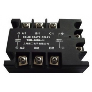 Solid State Relais 24-380VAC 3-32VDC