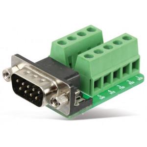 USBCNC CPU5a Breakout DB9