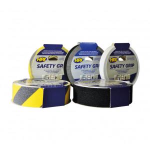HPX Safety Grip Zwart 25mmx18M