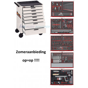 TCEMM240NW Toolset EVA trays 240st + TCW807NW, OUTLET afhaalprijs !!!!