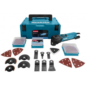 Makita TM3010CX2J 230 V Multitool