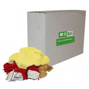 Moby tricot bont 9 kg Poetsdoeken