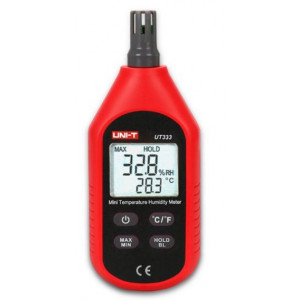 Uni-T UT333 Digitale Temperatuur en vochtigheidsmeter