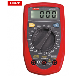 Uni-T UT33D Digitale Multimeter