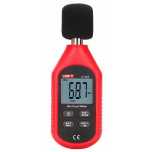 Uni-T UT353 Digitale Geluidmeters 30-130dB