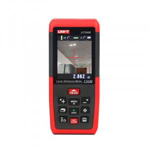 Uni-T UT396B Laser afstandmeter 120M met scherm en camera