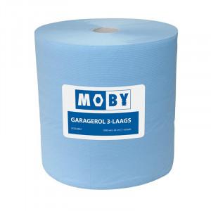 Moby Garagepapier, 1000 vel x 36 cm, per rol