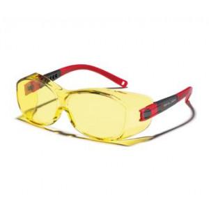 Zekler ZE25Y Overzetbril ZEKLER 25 geel